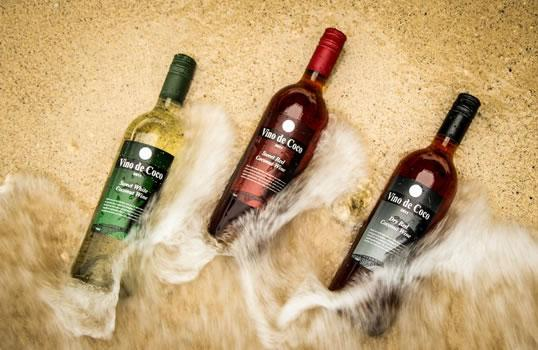 Coconut wine based in the Philippines. Click the picture for Vino de Coco's website.
