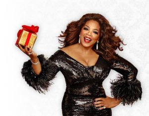 Oprah Christmas